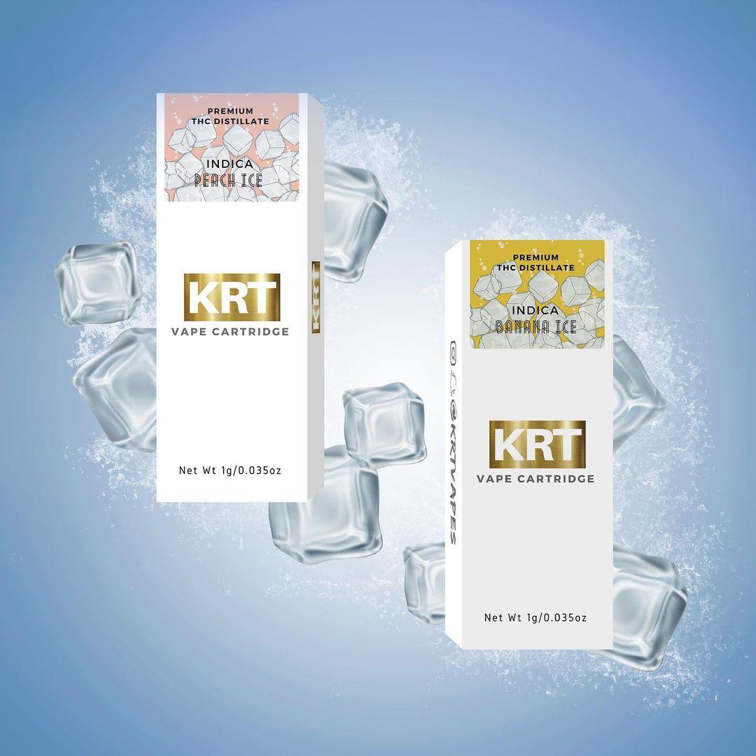 KRT PEACH ICE